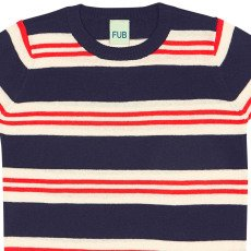 FUB Organic Cotton Striped Jumper-listing