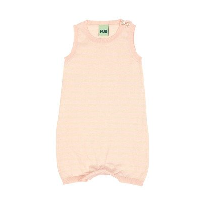 FUB Organic Cotton Striped Romper-listing