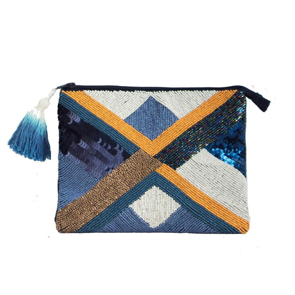 Arra Embroidered Pouch-product