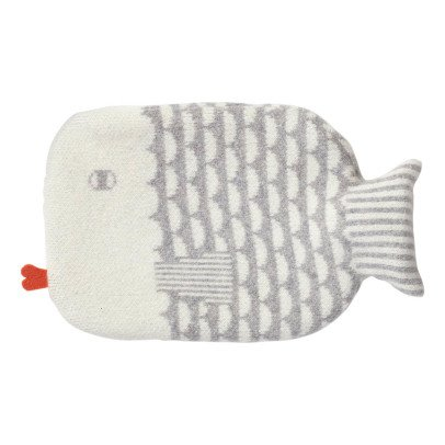 Donna Wilson Fish Hot Water Bottle-listing