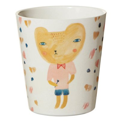 Donna Wilson Bear Bamboo Fibre Cup-listing