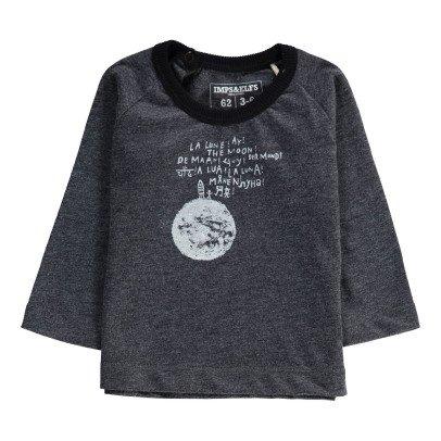Imps & Elfs T-Shirt Lune Coton Bio-listing