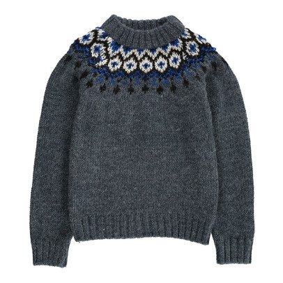 Imps & Elfs Jacquard Pullover-product