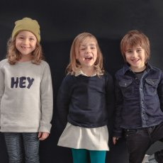 Imps & Elfs Polka Dot Soft Denim Shirt-product