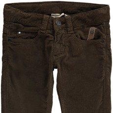 Imps & Elfs Pantalon Slim Velours Cinq Poches-listing