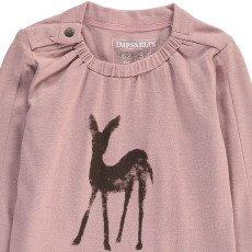 Imps & Elfs Organic Cotton Stag T-Shirt-listing