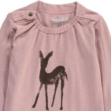 Imps & Elfs T-Shirt Cerf Coton Bio-listing