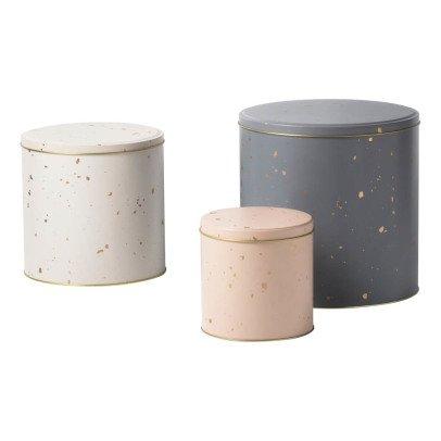 Ferm Living Cajas de almacenamiento - Set de 3-product