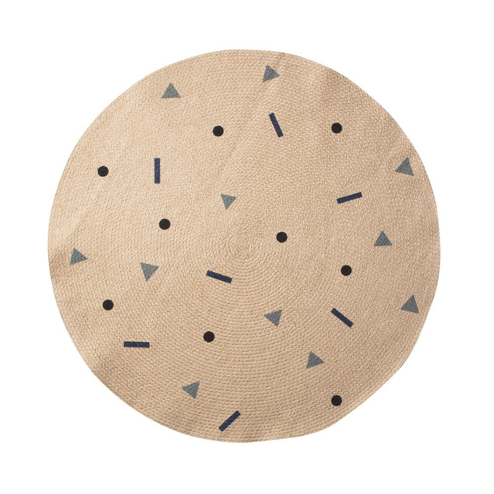 Tapis rond-product
