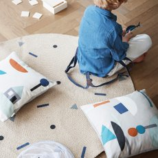 Ferm Living Tapis rond-listing