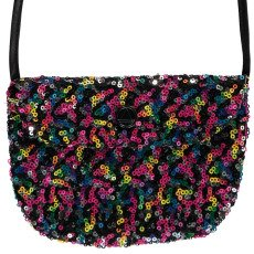 Little Eleven Paris Ritch Sequin Shoulder Bag-listing
