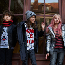 Little Eleven Paris Sweat Minnie Brodé Minall-listing