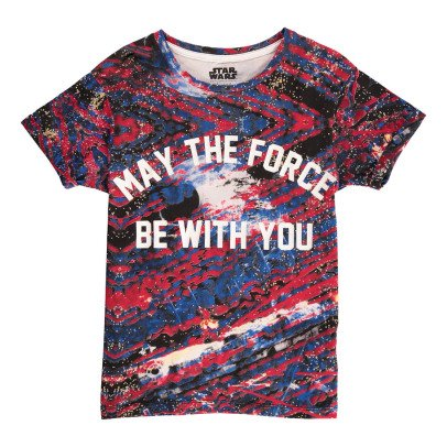 Little Eleven Paris T-Shirt May The Force Be With You Famband-listing