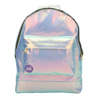 Mi-Pac Pebbled Iridescent Backpack-listing