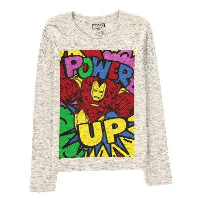 Little Eleven Paris T-Shirt Power Up-listing