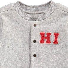 Imps & Elfs Sweat Baseball Pressions Coton Bio-listing