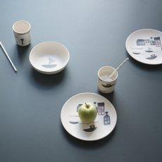 Ferm Living Set vaisselle Bord de mer en bambou-listing