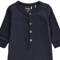 Imps & Elfs Organic Cotton Button-Up Romper-product