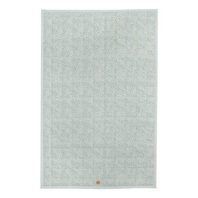 Ferm Living cubre cama mint dot 175x110 cm-product