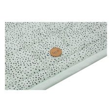 Ferm Living Couvre-lit mint dot 175x110 cm-product