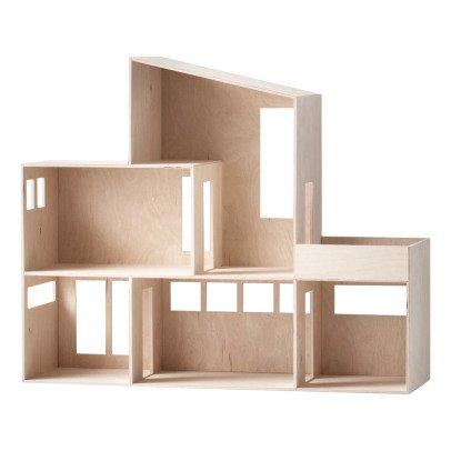 Ferm Living Casa delle bambole di legno-listing
