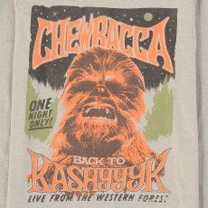 Little Eleven Paris T-Shirt Chewbacca Chewb-listing