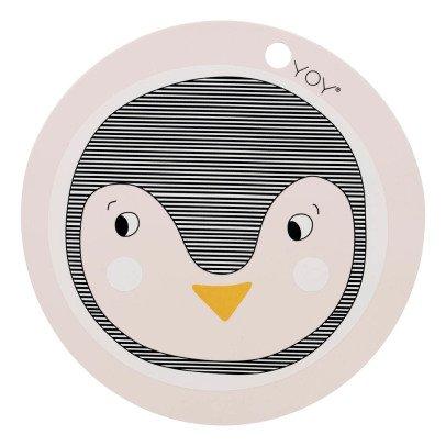 Oyoy Set de table pour enfant Pingouin-listing