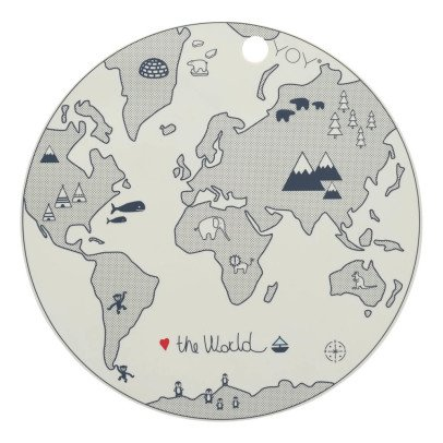 Oyoy Earth Children's Placemat-listing