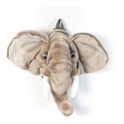 Wild & Soft Bibib Elephant Soft Backpack-listing