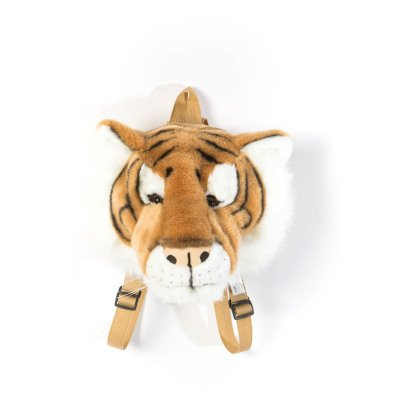 Wild & Soft Bibib Sac à dos peluche Tigre-listing