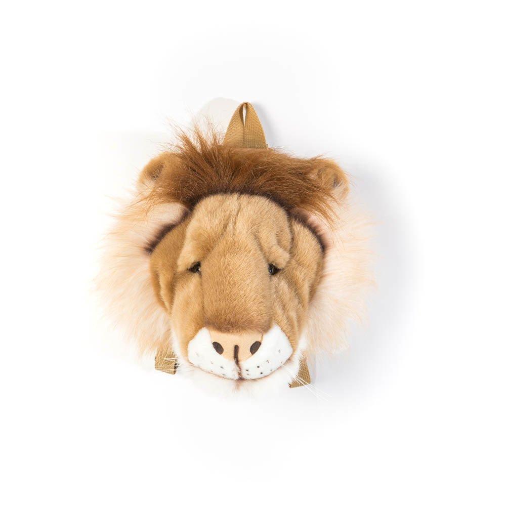 Wild & Soft Bibib Lion Soft Backpack-product