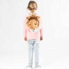 Wild & Soft Bibib Lion Soft Backpack-listing