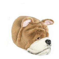 Wild & Soft Bibib Bulldog Head-listing
