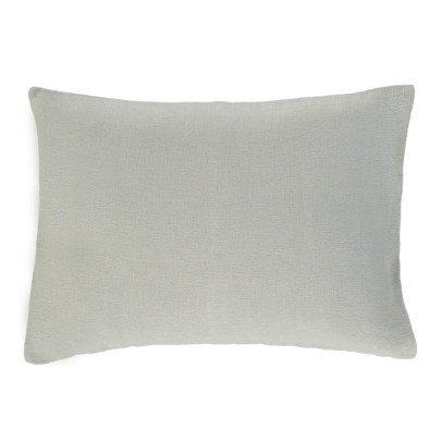Linge Particulier Funda de cojín en lino lavado-listing