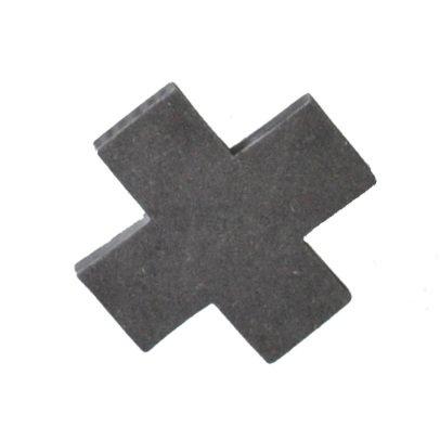 April Eleven Kleiderhaken Kreuz -listing