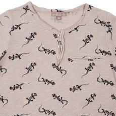 Emile et Ida T-Shirt Eidechse -listing