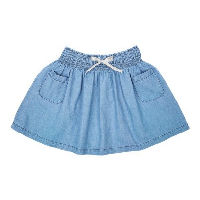 Emile et Ida Chambray Skirt-product
