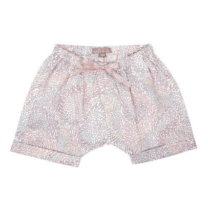 Emile et Ida Bow Fish Liberty Shorts-product