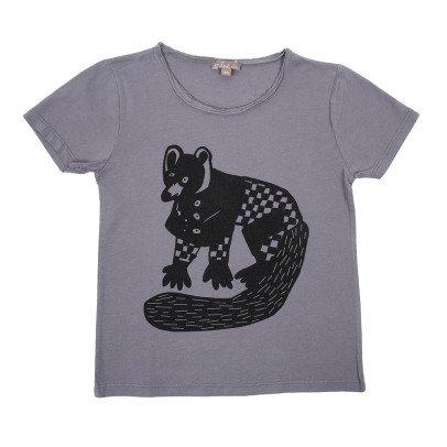 Emile et Ida T-Shirt Lemur -listing