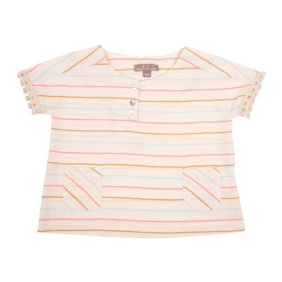 Emile et Ida Striped Blouse-product