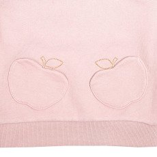 Emile et Ida Apple Sweatshirt with Pocket-listing
