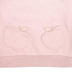 Emile et Ida Sweatshirt Äpfel-Taschen -listing