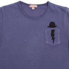Emile et Ida T-shirt Fulmine-listing