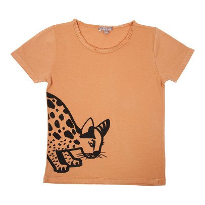 Emile et Ida T-shirt Panthère-listing