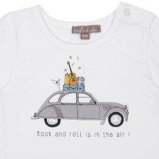 Emile et Ida T-shirt Voiture-listing