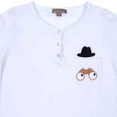 Emile et Ida T-shirt Tunisien Détective-listing