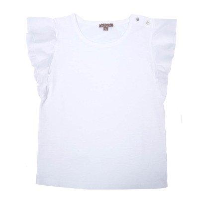 Emile et Ida Ruffle T-Shirt-listing