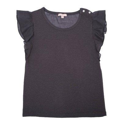 Emile et Ida T-shirt Volant-listing