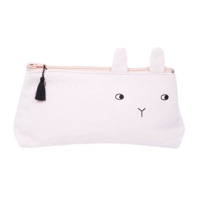 Emile et Ida Panpan Rabbit Pencil Case-listing