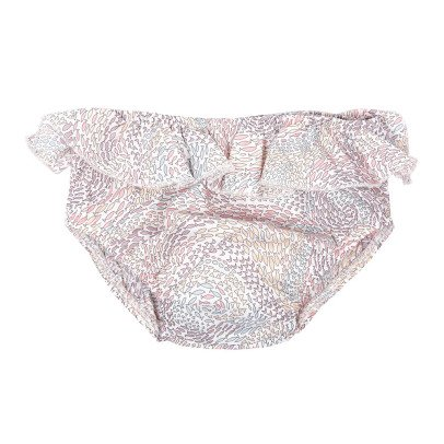 Emile et Ida Maillot de Bain Volants Liberty Poissons-product